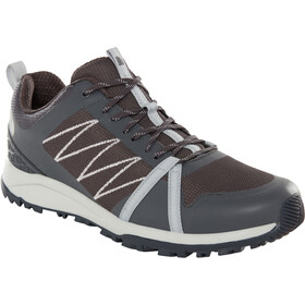 The North Face Litewave Fastpack II Chaussures Homme, ebony grey/high rise grey